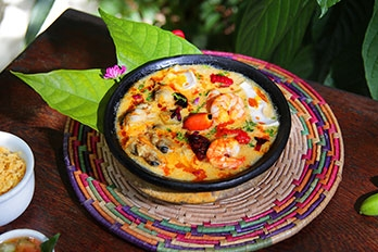 Restaurante Vila Gourmet do Sobrado da Vila (Praia do Forte)