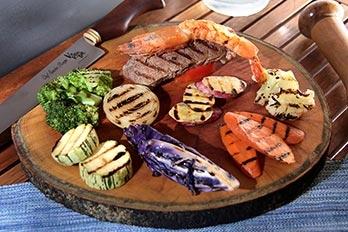Restaurante Vila Gourmet do Via dos Corais (Praia do Forte)